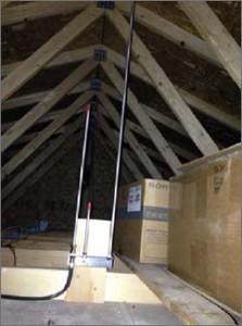 attic jpole