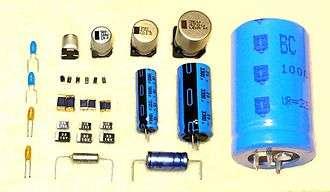 Electrolytic Cap